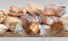 Bags of bread
