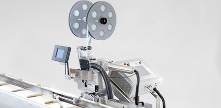 Automatic Kwik Lok printer