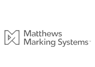 Matthews logo BW
